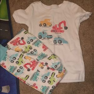 Brand new old navy boys 4t pjs